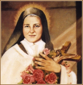 St Therese of Lisieux - the LIttle Flower