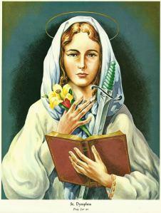 Saint Dymphna